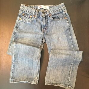 Levi's 550 Boys size 12 relaxed fit